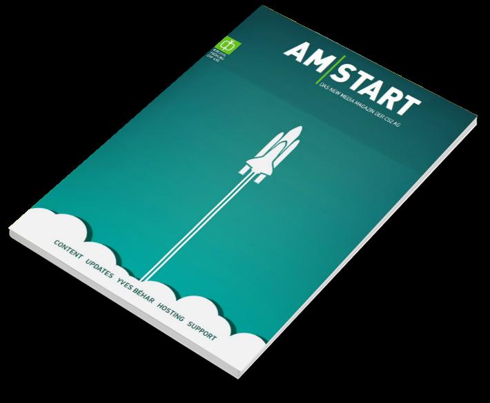 aktuelles AM|START Cover